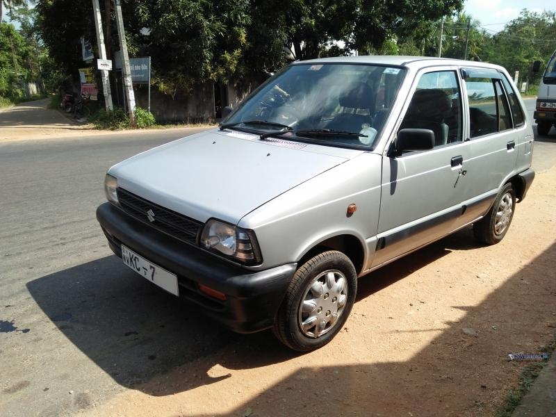 Suzuki Maruti 800 2006