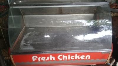 Meat Display Freezer