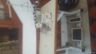 5 thread overlock machine