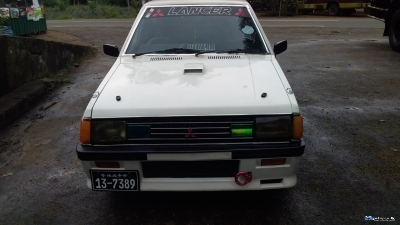 Mitsubishi Lancer Box Model 1980