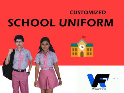 School Uniform Print & Embroidery