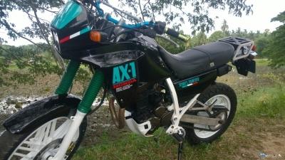 Honda AX1 2008