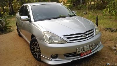 Toyota Allion NZT 240 2003