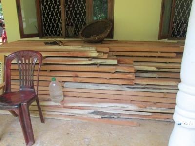 Ceiling Timber (සිවිලිම් ලෑලි)