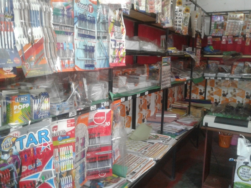Book Shop & Commiunication Item