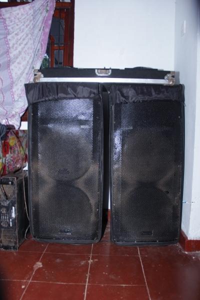 DJ Console With Sound Set