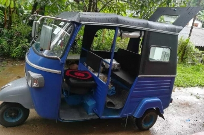 Piaggio Ape Three Wheel