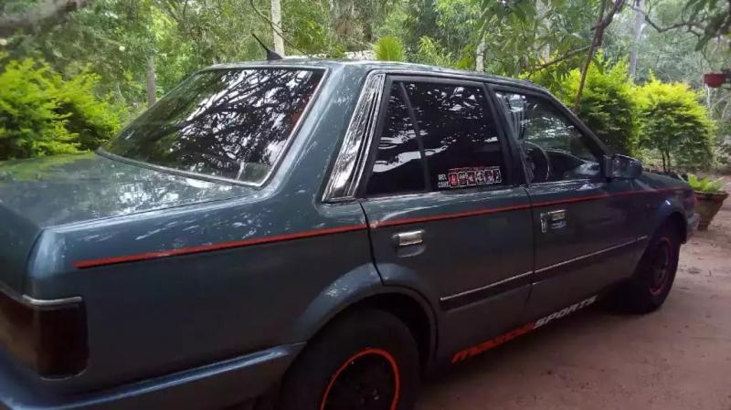 Mazda Sport 1989