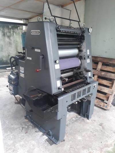 Heidelberg GTO 46 Offset Printing Machine