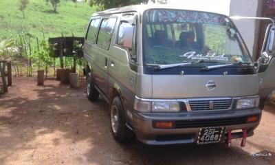 Nissan Caravan 1998