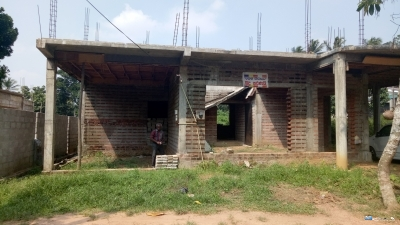 House with Land for Sale in Magammana (Homagama)