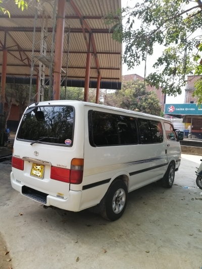 Toyota Dolphin Super GL 2001