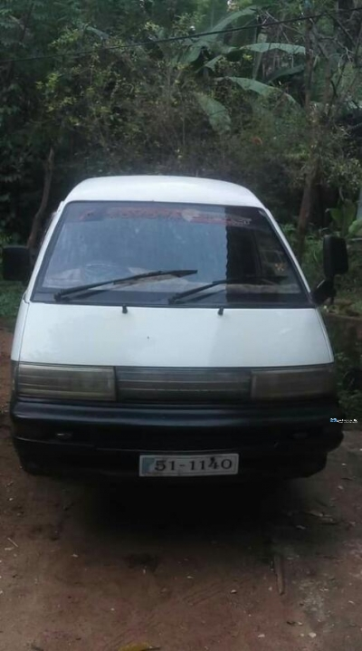 Toyota Town Ace 1986