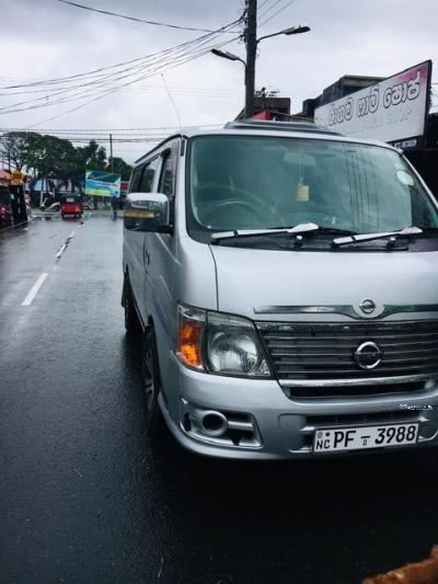 Nissan Caravan E25 2013