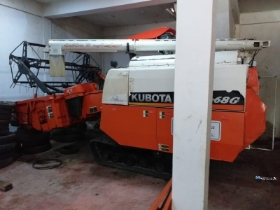 Kubota Dc-68 G 2017