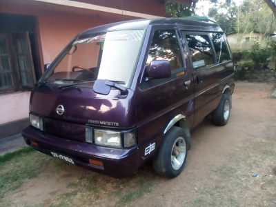 Nissan Vanet VX 1991