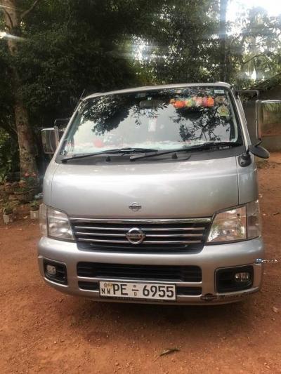 Nissan Caravan E25 2008