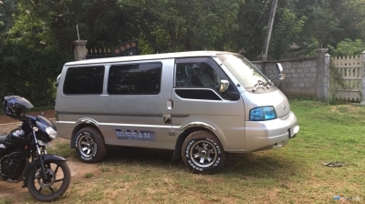 Nissan Vanette GL 2004