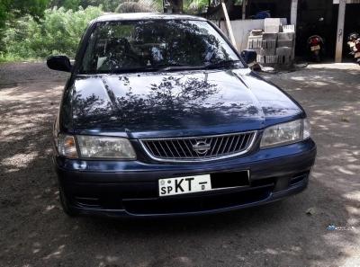 Nissan Sunny FB15 2002