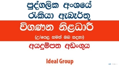 Internal Audit Executive – Head Office, Union Place – Ideal Group