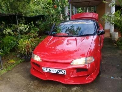 Toyota Cynos 1992