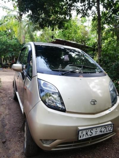 Tata Nano LX 2011