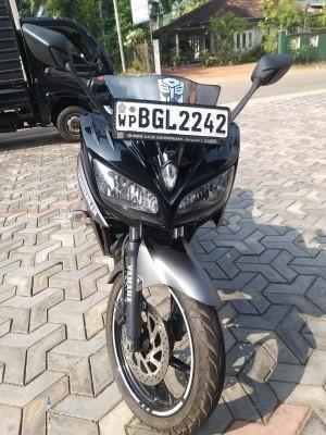 Yamaha FZ Fazer 2018