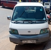 Nissan Vanette Lorry 2002