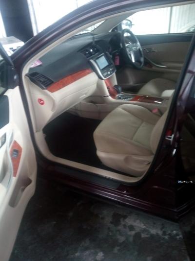 Toyota Allion Nzt 260 2013 In Sri Lanka