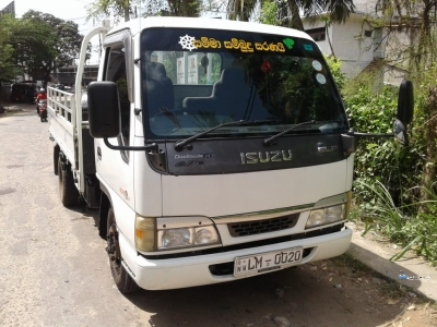 Isuzu Lorry 10.5 2003