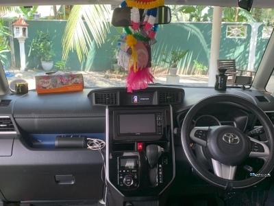 Toyota Tank Custom GS 2018