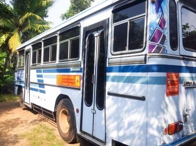 Ashok Leyland Lenex Bus with Root Permit 2017