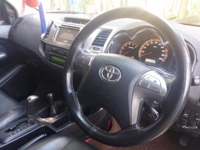 Toyota Hilux Champ 2015