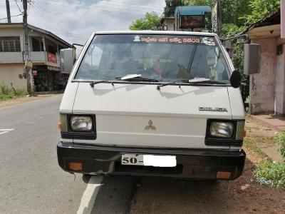 Mitsubishi Delica L300 1984