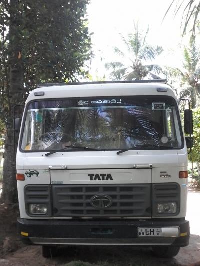 Tata 1615 Tipper 2010