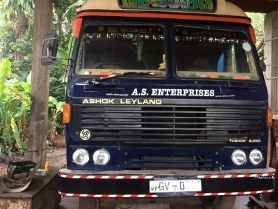 Ashok Leyland Tusker Super 2002