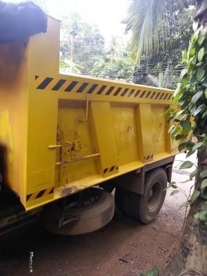 Ashok Leyland Cargo Tipper 2017