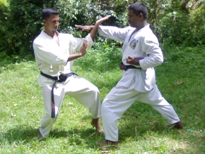 Karate Classes (Shotokan)