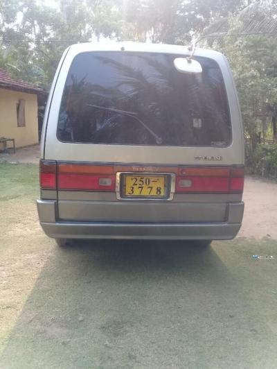 Nissan Caravan 1993