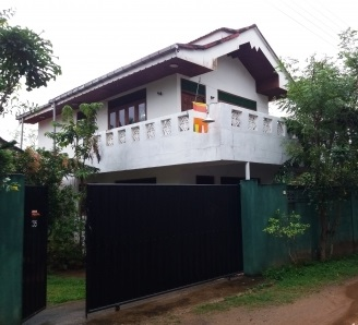 Two Storied House for Rent in Matara