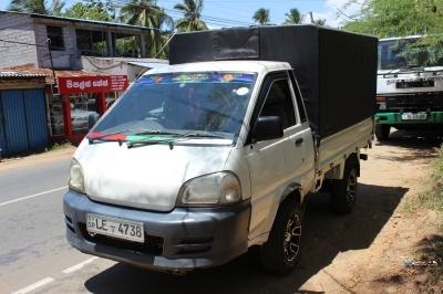Toyota Townace CM70 Lorry 2003