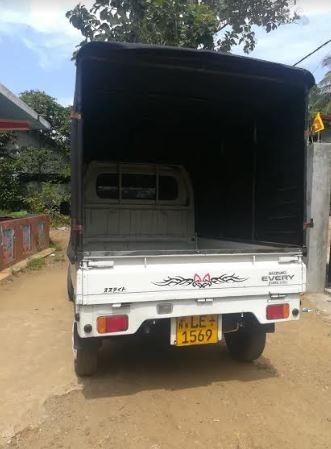 Suzuki Every Lorry 2007