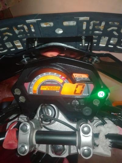 Yamaha FZ 2015