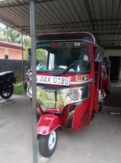 AAX Bajaj Three Wheeler
