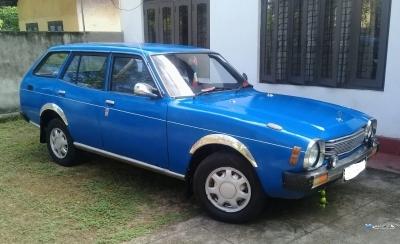 Mitsubishi Lancer Wagon (E/L) 1978