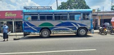 Tata 909 Bus 1990
