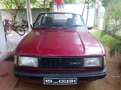 Skoda Rapid 1986