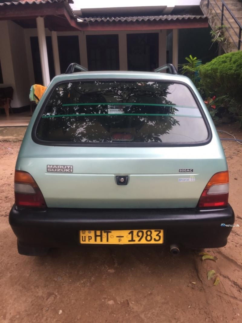 SuzukiMaruti 800 2004