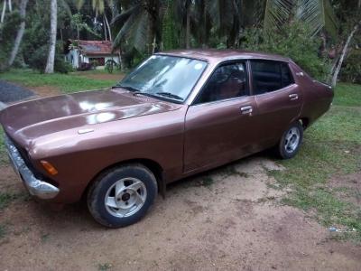 Nissan Sunny B211 1976