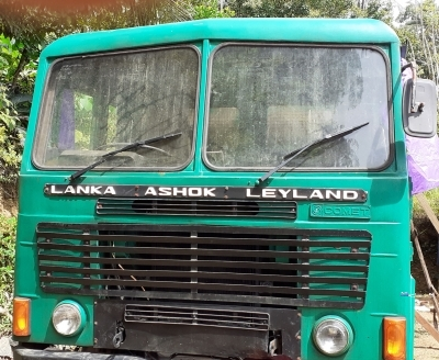 Ashok Leyland Timing Tipper 1992